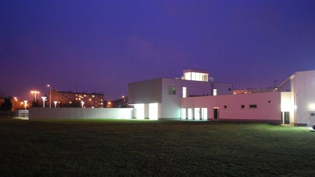 Forma System - Gebäude