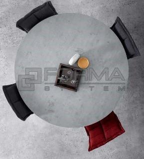 Blaty stołów z ceramiki 12 mm grubości